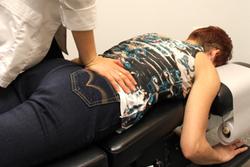 Chiropractic Adjustment - South Surrey