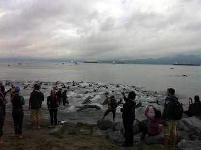 Vancouver Triathalon 2